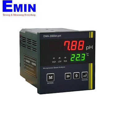 DYS DWA-2000A pH Analyzer and control pH-2 points SET