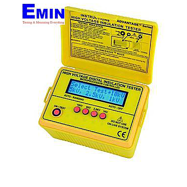 SEW 2804 IN Insulation Tester ((10KV, 500GΩ)