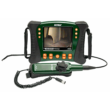 VideoScope with Handset/Articulating Probe Extech HDV640