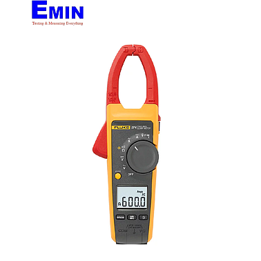 Fluke 374 AC/DC Clamp Meters (True Rms, 600A)